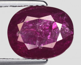 2.24 Ct Red Ruby Awesome Color ~ Mozambique RB10