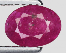 0.59 Ct Red Ruby Awesome Color ~ Mozambique RB38