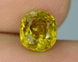 Rare AAA Fire 3.20 ct Sphene Jewelry Piece
