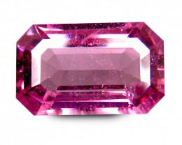 Ravishing Cylon SPINEL 2.771 Cts Purple Pink Antique Step Cut BGC430