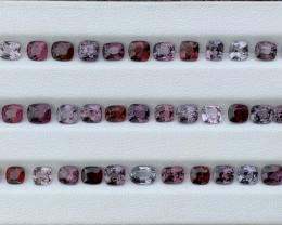 29.25 CT Spinel Gemstones Parcel Top luster/40 Pc