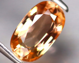 Tourmaline 1.50Ct Natural Orange Color  Tourmaline ER316/B19