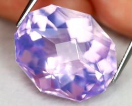 Lavender Amethyst 24.17Ct VVS Master Cut Natural Lavender Amethyst AT0014