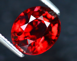 Rhodolite 2.74Ct Natural VVS Red Rhodolite Garnet DF0727/A5