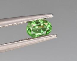 Natural Tsavorite Garnet 0.37 Cts Good Quality Gemstone