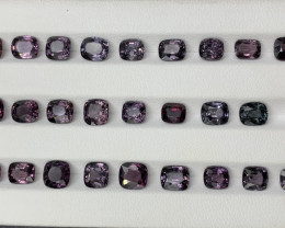 31.49 CT Spinel Gemstones Parcel/26 PC