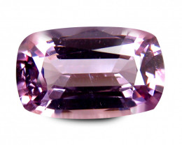 Outstanding 2.431 Cts Cylon SPINEL Purple Cushion Antique Step Cut BGC453