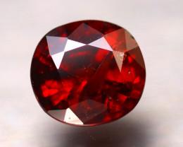 Almandine 2.15Ct Natural Vivid Blood Red Almandine Garnet E0805/B3