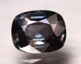 Spinel 2.09Ct Mogok Spinel Natural Burmese Titanium Blue Spinel E0809/A12