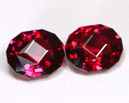Mahenge Garnet 4.33Ct VVS Master Cut Natural Mahenge Garnet AT0026