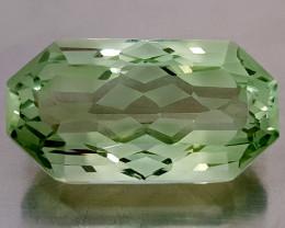 12.79Crt Natural Prasolite Precision cut Natural Gemstones JI05