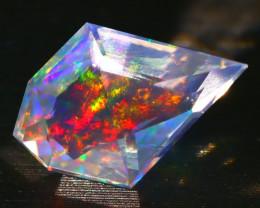 ContraLuz Opal 2.24Ct Master Cut Natural Flash Color ContraLuz Opal AT0042
