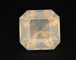 Rare Pink 7.25 ct Feldspar Moonstone~