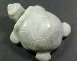 Natural Grade A Jadeite Jade  Tortoise Carving Ornaments