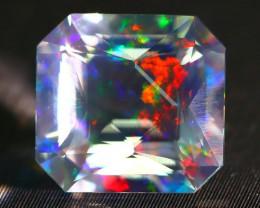 ContraLuz Opal 2.41Ct Master Cut Natural Flash Fire ContraLuz Opal AT0051