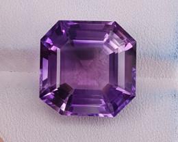 Natural Amethyst gem.