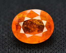 Rarest 1.95 Ct Natural Clinohumite From Siberia