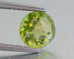1.65 CT Neon Green Peridot Top Luster Burma