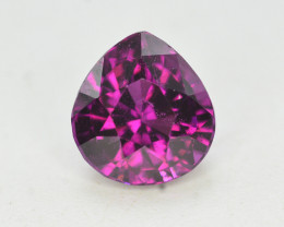 Rarest 2.05 Ct Natural Grape Garnet
