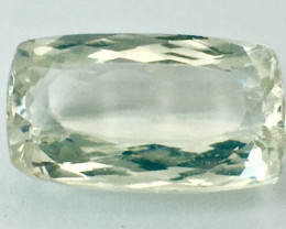 13.30 Ct Green Kunzite Top Quality From Pakistan Gemstone. GKZ 03