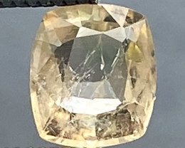 0.75 Ct Axinite World's Rarest Top Luster Gemstone From Pakistan. AX 45