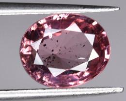 A Stunning Pinkish Tourmaline 1.70 CTS