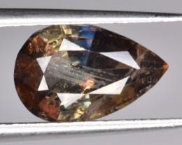 2.55 CTS Rare Axinite Gems