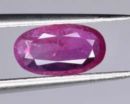 Unheated 0.90 CTS Natural Ruby