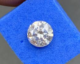 IGI Certified 0.45 ct Diamond Gemstones