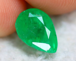 Emerald 1.20Ct Natural Colombia Green Emerald E1006/A38