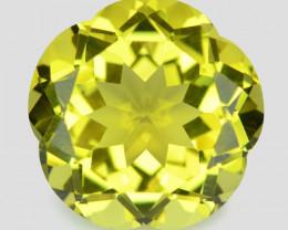 *NoReserve*Lemon Quartz 23.68 Cts Natural Lemon Quartz Gemstone
