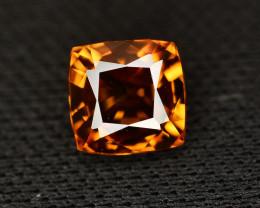 Yellow Color Zircon 1.95 Ct Natural Top Color