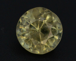 Top Grade 0.90 ct Demantoid Garnet