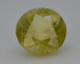 Top Grade 1.10 ct Demantoid Garnet