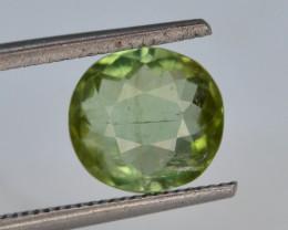 Light Green 1.40 Ct Natural Tourmaline