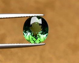 Natural Green Tourmaline 2.0 Cts Good Quality Gemstone