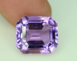 AAA  Color 11.60 ct Untreated Amethyst~AS