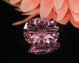 Top Luster Advance Amethyst Gemstone Cut by Master Cutter