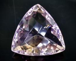 12.50 Crt  Ametrine Faceted Gemstone (Rk-5)