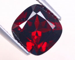 3.80Ct Natural Almandine Garnet Square Cut Lot LZ7567