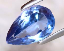 Tanzanite 1.32Ct Natural Purplish Blue Tanzanite DF1118/D3