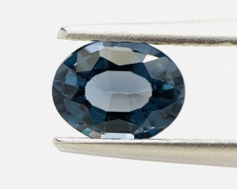 Natural Unheated Blue Spinel 0.87 cts (SKU Z535)