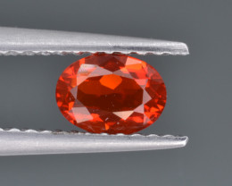 Natural Fire Opal 0.37 Cts Good Quality from Mexico