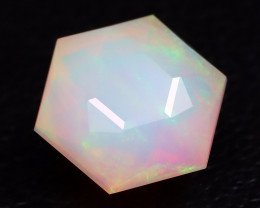 Welo Opal 1.60Ct Master Cut Natural Ethiopian Play Of Color Welo Opal C0911