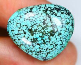 Turquoise 14.02Ct Natural Blue Color Sleeping Beauty Turquoise A0902