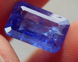 4.625CRT WONDERFULL TANZANITE TOP COLOR GEMSTONE -