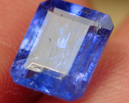 2.160CRT WONDERFULL TANZANITE TOP COLOR GEMSTONE