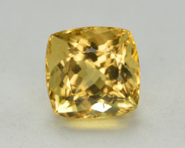 3.45 Ct Natural Heliodor Yellow Beryl Loose Gemstone