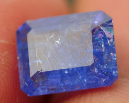 3.620CRT WONDERFULL TANZANITE TOP COLOR GEMSTONE