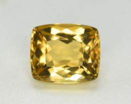 4.35CT  Natural Heliodor Yellow Beryl Loose Gemstone